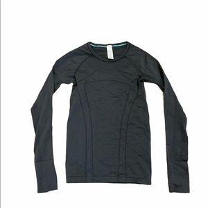 🌸 3/$20 Kids black Ivivva long sleeve